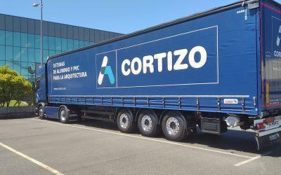 Transportes Carnota González monta su primer juego de llantas Accuride