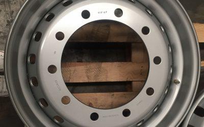 Accuride finaliza el proceso de cambio de marca en sus llantas de acero