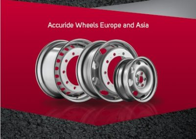 Steel Wheels Catalog 2018 for Commercial Vehicles