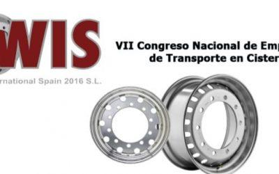 WIS asistirá al VII Congreso Nacional de Empresarios de Transporte en Cisternas